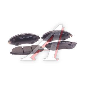 Колодки тормозные DAEWOO Nexia,Nubira CHEVROLET Lacetti (03-) передние (4шт.) HSB HP2006, GDB3216, S4510009
