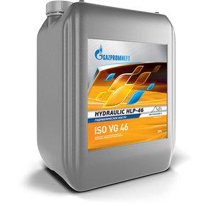 Масло гидравлическое HLP 46 20л (17.62кг) GAZPROMNEFT GAZPROMNEFT HLP 46, 2389906051