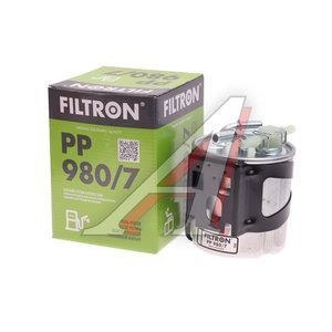 Фильтр топливный RENAULT Megane (05-09) FILTRON PP980/7, KLH44/22, 164005190R