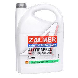 Антифриз зеленый -40С 10кг ZALMER ZALMER