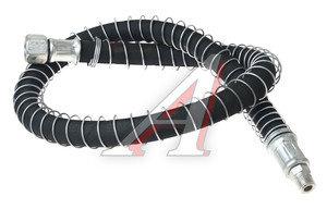 Шланг тормозной КРАЗ к заднему мосту в броне (S=27,гайка М22,штуц.М16) L=1155мм 250-3506085-10