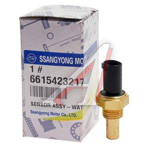 Датчик температуры SSANGYONG Rexton (02-) (E23/32) охлаждающей жидкости OE 6615423217