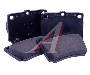 Колодки тормозные MITSUBISHI L200,Pajero Sport (10-) задние (4шт.) OE MZ690027, GDB3239, 2359301