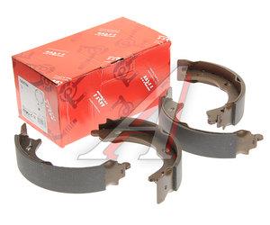 Колодки тормозные KIA Sorento (02-06) стояночного тормоза (4шт.) TRW GS8784, 583503ED01