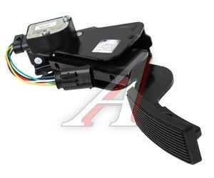 Педаль акселератора КАМАЗ-ЕВРО-3 электронная подвесная KONGSBERG 61000NO-61SR-34, 134974