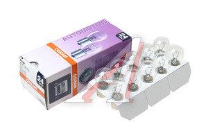 Лампа 24V P21W Ba15s OSRAM 7511, O-7511, А24-21