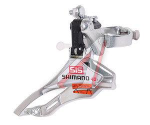Переключатель велосипедный передний 31.8мм нижняя тяга SHIMANO AFDTY10DM6, 370050