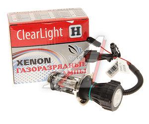 Лампа ксеноновая H4 6000K CLEARLIGHT LCL 0H4 B60-0LL