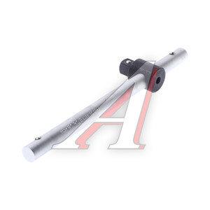 """Вороток 3/8"""" L=165мм Т-образный с передвижной ручкой ROCK FORCE RF-8033165"""