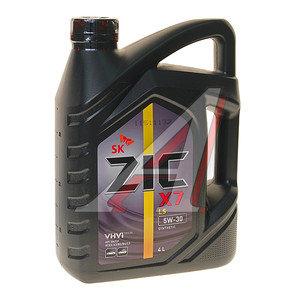 Масло моторное X7 LS(A PLUS) синт.4л ZIC ZIC SAE5W30, 162619