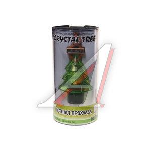 Ароматизатор подвесной жидкостный (мятная прохлада) Crystal tree FKVJP HCT-166
