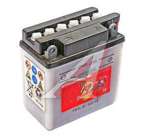 Аккумулятор BANNER Bike Bull 3А/ч 6СТ3 YB3L-B 503 013 001