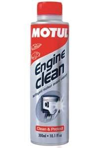 Промывка масляной системы двигателя 15-ти минутная Engine Clean 300мл MOTUL 108119, MOTUL