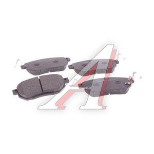 Колодки тормозные INFINITI FX35,FX45 NISSAN Murano (Z50) (03-) передние (4шт.) HSB HP5206, GDB3416, 41060-CA093