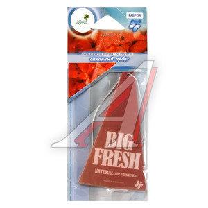 Ароматизатор подвесной пластина (арбуз) Big Fresh FKVJP PABF-58 \Big Fresh, PABF-58