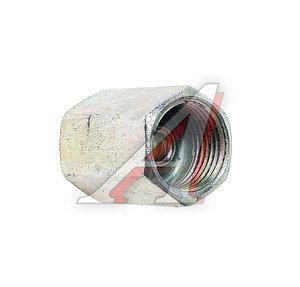 Муфта УАЗ-3151,3741 соединительная трубопровода тормозного М12х1 (ОАО УАЗ) 451Д-3506009, 0451-50-3506009-95