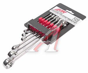 Набор ключей накидных TORX Е6-E24 6 предметов в холдере прямые JTC JTC-EF6S