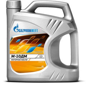 Масло дизельное М10ДМ мин.3.59кг/4л GAZPROMNEFT GAZPROMNEFT М10ДМ, 2389901404