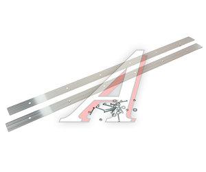Крепление брызговика 660х30мм (комплект 2шт.) АВТОТОРГ АТ-7940, AT37105/АТ-7940