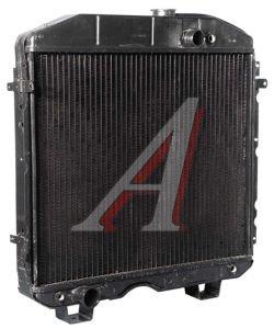 Радиатор ГАЗ-66 медный 3-х рядный ШААЗ 66-1301010, 66-01-1301010-01