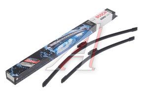 Щетка стеклоочистителя RENAULT Duster (16-) 600/450 мм комплект Aerotwin BOSCH 3397014312