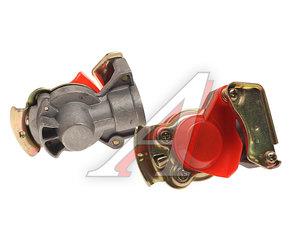 Головка соединительная тормозной системы прицепа 16мм (грузовой автомобиль) красная комплект 952 200 021 0/221 0 (красная) (V), 952 200 021 0/221 0 (красная), 952 200 021 0