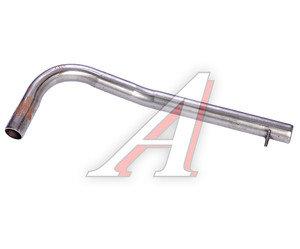 Труба выхлопная глушителя ГАЗ-2705-33023 (Фермер) без проставки Баксан 2705-1203170-30