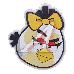"Наклейка виниловая ""ANGRY BIRDS"" 11х11см 1шт. 11*11"