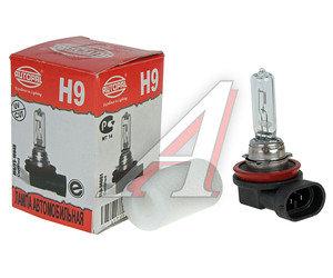 Лампа 12V H9 65W PGJ19-5 Avtopal MS Н9-12-65