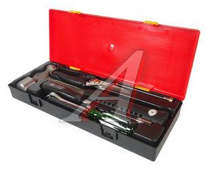 Набор инструментов 5 предметов слесарно-монтажный (молоток,ножницы,отвертка) в кейсе JTC JTC-K8051