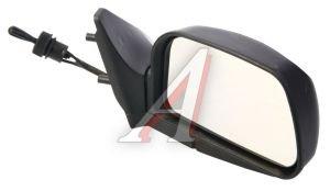 Зеркало боковое ВАЗ-2108 правое антиблик хром Политех-Р-9рта/СПп, T96087804, 2108-8201050