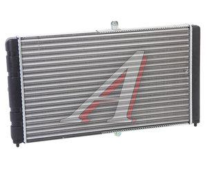 Радиатор ВАЗ-2110 алюминиевый карбюраторный дв. ДААЗ 2112-1301012, 21120130101200
