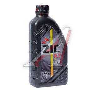 Масло моторное X7 LS(A PLUS) 5W30 синт.1л ZIC 132619, ZIC SAE5W30