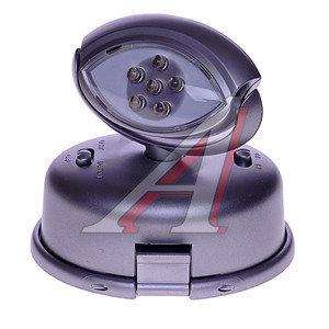 Фонарь 6 свет-дов DIP (вращение 360гр.) с датчиком движения ABS пластик IP64 Glance ELEKTROSTANDARD FLF21