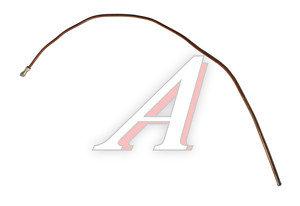 Трубка тормозная УРАЛ от крана тормозного к РТС 2-я в сборе L=1870мм/d=14мм медь (ОАО АЗ УРАЛ) 4320-3506210