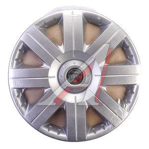 Колпак колеса R-14 серый комплект 4шт. СПОРТИВ СПОРТИВ R-14