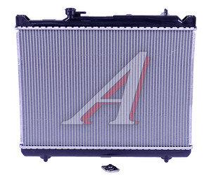 Радиатор SUZUKI Grand Vitara (01-05) охлаждения двигателя NISSENS 64194A, 17700-52D10