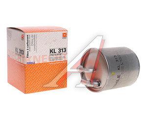 Фильтр топливный MERCEDES A (W169),B (W245),C (W203,W204),E (W211),R (W251),Sprinter (CDI) MAHLE KL313, A6460920501
