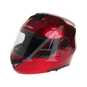 Шлем мото (модуляр) MICHIRU Cherry (с солнцезащитным стеклом) MF 120 L, 4610013549838