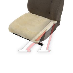 Накидка на сиденье мех искусственный бежевая без спинки Mutton PSV 119041, 119041 PSV