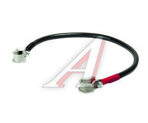 Провод АКБ соединительный перемычка L=650мм S=25мм клемма-клемма CARGEN AX-625