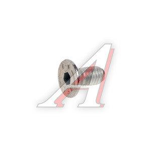 Винт М5х0.8х10 потай под шестигранник DIN7991