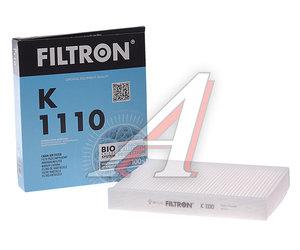 Фильтр воздушный салона FORD Fiesta FILTRON K1110, LA169, 1204459