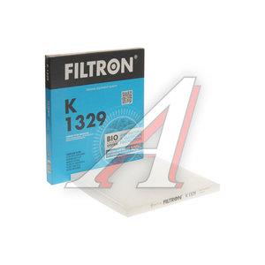 Фильтр воздушный салона HYUNDAI Solaris KIA Rio (11-) FILTRON K1329, 97133-4L000