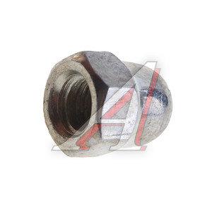 Гайка М5х0.8х10 колпачковая оцинкованная DIN1587