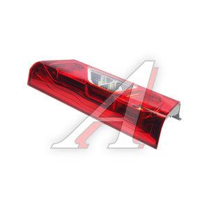Фонарь задний ГАЗель Next (цельнометаллический кузов) левый без лампы РУДЕНСК 112.14.31.3716-01 б/л и б/ж.