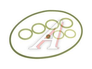 Ремкомплект ЯМЗ-238БЕ,7511 теплообменника силикон (4 поз./8 дет.) 238Б-1013600РК, 240-1305036
