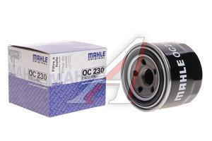 Фильтр масляный MITSUBISHI Lancer (2.0) MAHLE OC230, MZ690072