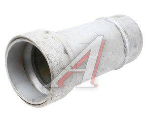 Патрубок МАЗ трубы приемной (верхний выхлоп, с кольцом) L=270мм МВС 642290-1203842