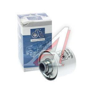 Фильтр воздушный VOLVO F,FL,N компрессора (малый L=91мм,крепление на хомуте) DIESEL TECHNIC 2.12236, LX1245